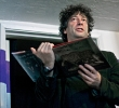 Neil Gaiman at Comix Experience