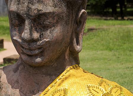 The Leper King, Angkor Wat, Cambodia. Seth Rosenblatt (c) 2006.